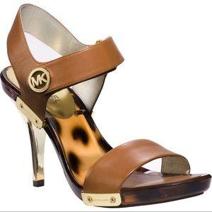 Michael Kors Lani Heel Sandal